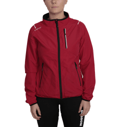 Zink Jkt wmn Red