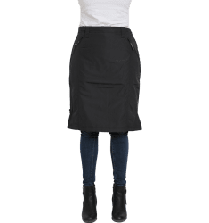 Comfort Skirt, Short Black