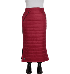 Livo long Skirt Red