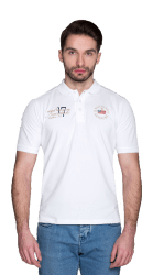 Newport Polo White