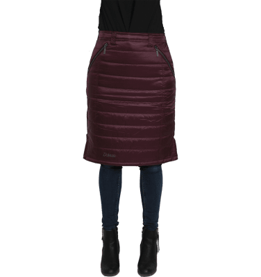 Hepola Skirt Bordeaux