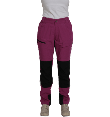 Arizona Pants wmn Fuchsia