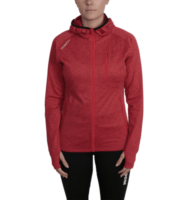 Laikko Jkt wmn Red