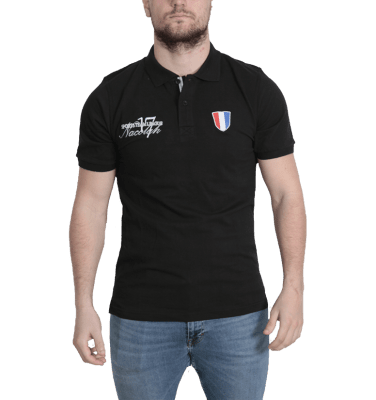 Paris Polo Black