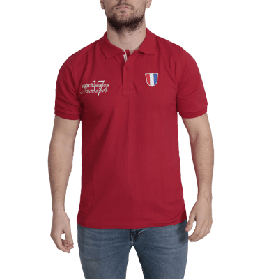 Paris Polo Red