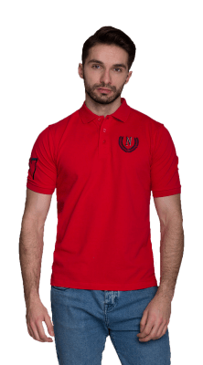 Laurel 17 Polo Red