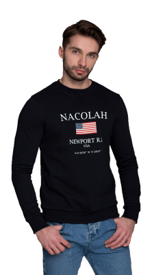 Newport Sweater Black