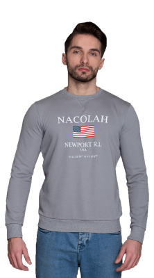 Newport Sweater Grey