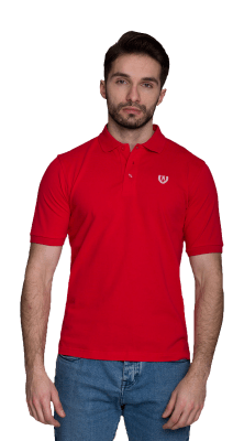Small Laurel Polo Red