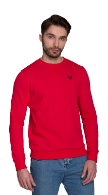 Small Laurel Sweater Red